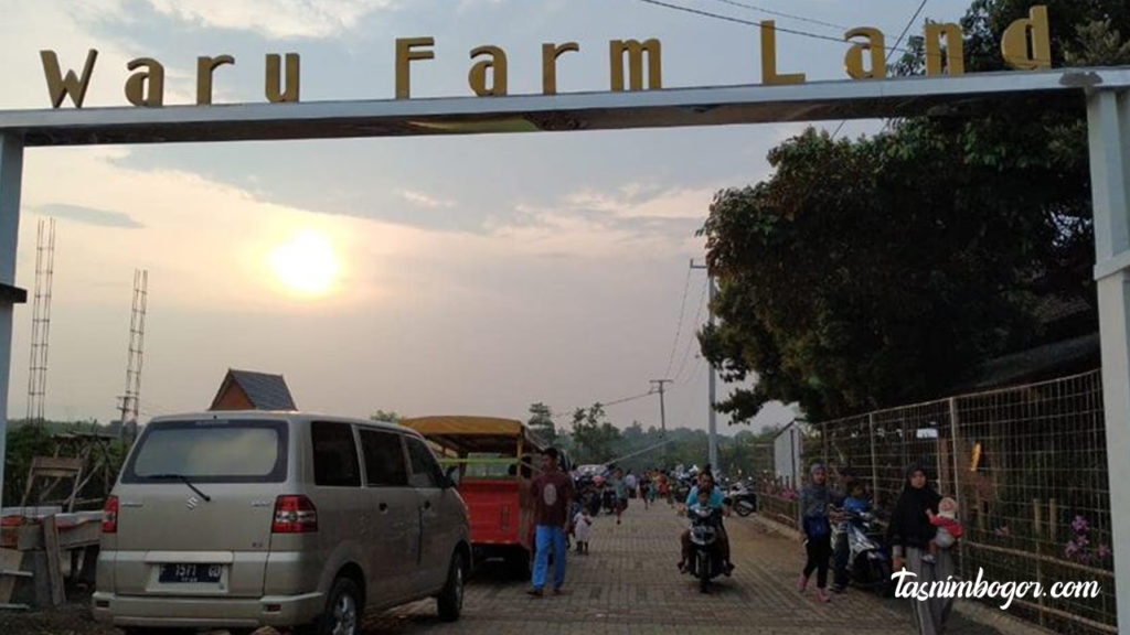waru farm land